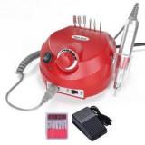 Freza electrica Profesionala EN202 35000 rpm , Rosu