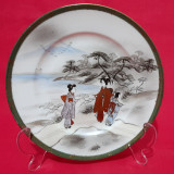 Farfurie decorativa portelan Japonia 2+1 gratis