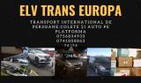 Transport Persoane Colete si Auto pe Platforma