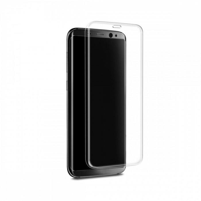 Folie Sticla Samsung Galaxy S8 g950 Clear Fullcover Tempered Glass Ecran Display LCD