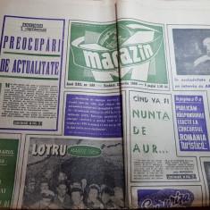Magazin 22 martie 1969-articol despre lotru,si castelul din grant ( giulesti )