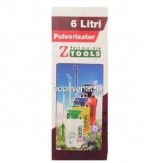 Pompa de Stropit Manuala Pulverizator 6l zTools Zilan