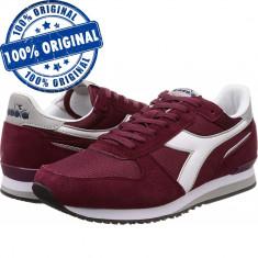 Pantofi sport Diadora Malone pentru barbati - adidasi originali - panza foto