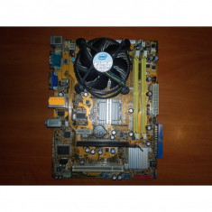 Kit placa de baza ASUS P5G-MX + Intel Pentium Dual E2160