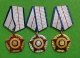 Medalii Meritul militar, clasa I, a II-a, a III-a