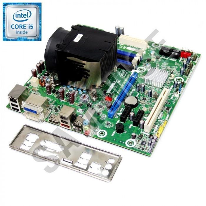 Kit placa baza DQ57TM-1156+cpu i5 650 3.2Ghz+!12Gb DDR3+cooler P139