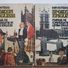 SPOKEN ENGLISH MANUAL DE CONVERSATIE IN LIMBA ENGLEZA - Dan Dutescu