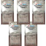 Set 5x Plicuri, Benzi Albirea Dintilor, Crest, 3D White, Diamond Strong, 16% Concentratie, 5 zile