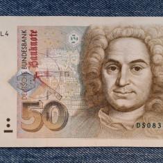 50 Mark 1996 Germania RFG, marci germane