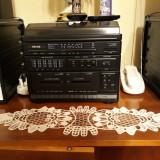 Combina audio Recor caseta radio placa 2 boxe (pret negociabil)