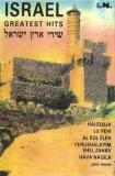Caseta audio Various – Israel Greatest Hits, originala, Casete audio