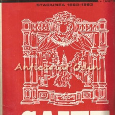 Caiet Editie Speciala. Stagiunea 1982-1983