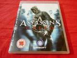 Assassin's Creed, Ps3, original, alte sute de titluri
