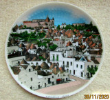 Portelan Winterling Kirchenlamitz.Casele Trulli-Alberbello.Vintage.