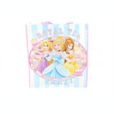 Plasa pentru cumparaturi cu imprimeu Disney Princess PPCP-1, Albastru
