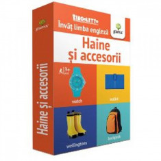 Haine si accesorii - Invat limba engleza