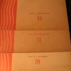 REVISTA DE FIZICA SI CHIMIE-ANUL-/1973-NR-10, 11, 12-