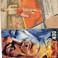 Colectia povestiri stiintifico-fantastice, nr.400 si 183