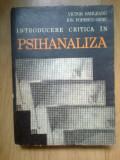 g4 INTRODUCERE CRITICA IN PSIHANALIZA-VICTOR SAHLEANU,ION POPESCU-SIBIU