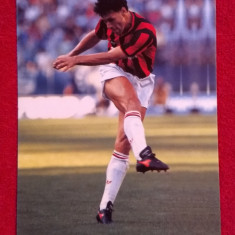Foto fotbal - jucatorul MARCO VAN BASTEN (Olanda, AJAX, AC MILAN...)
