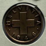 S905 Elvetia  2 rappen 1948, Europa