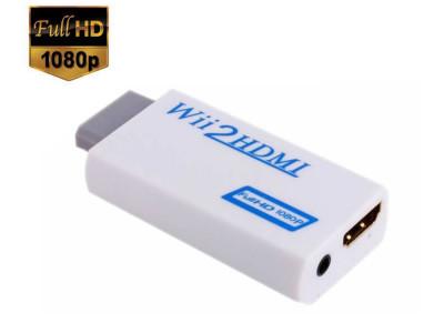 Adaptor Wii la HDMI, Active, Full HD, convertor analog la digital, tata mama, cu mufa video si sunet audio, compatibilitate: consola nintendo wii la t foto