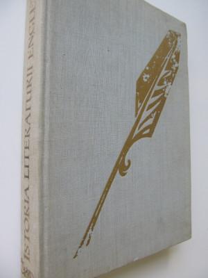 Istoria literaturii engleze -  A. Anixt foto