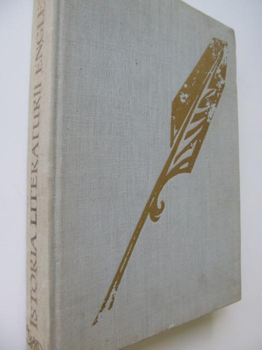 Istoria literaturii engleze -  A. Anixt