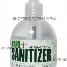 Gel hidroalcoolic antibacterian igienizant 200 ml