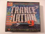 * CD muzica electronice, trance, house: Trance Nation 9