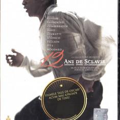 12 ani de sclavie, DVD, Romana