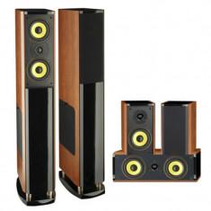 Sistem audio 5.0 Passion Kruger & Matz, 120 W