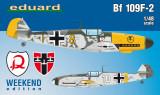Eduard 84147 - 1:48 Messerschmitt Bf 109F-2