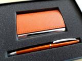 Cadouri - Seturi Pixuri, Port Card metalice, in cutie - Noi !