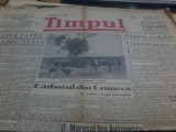 Timpul 20 11 1941 Constantin Virgil Gheorghiu Razboiul din Crimeea