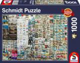 Cumpara ieftin Puzzle Stand de suveniruri, 1000 piese, Schmidt