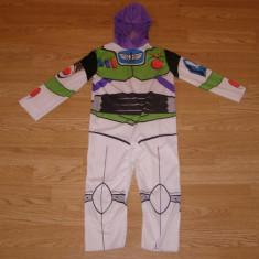 Costum carnaval serbare aviator astronaut toy tory pentru copii de 3-4 ani, Din imagine