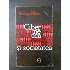GEORG KLAUS - CIBERNETICA SI SOCIETATEA