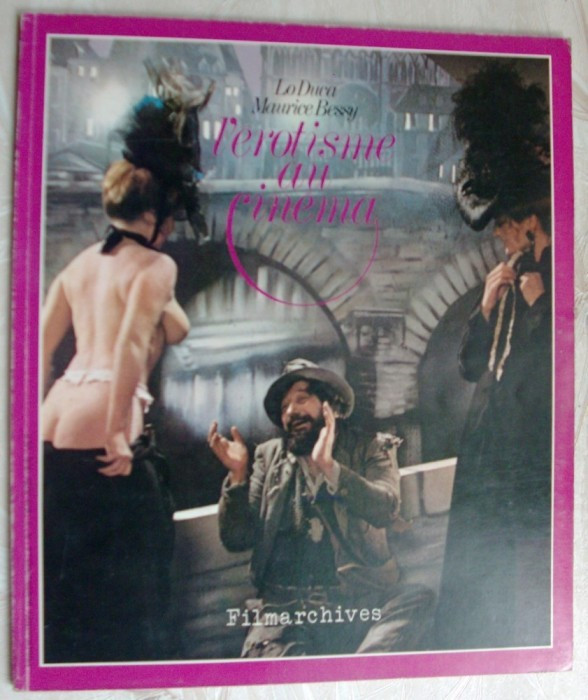 L'EROTISME AU CINEMA,No. 5/1978: L'APPAT MAJEUR, LE SEIN (LO DUCA/MAURICE BESSY)