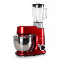 Klarstein Carina Rossa Set, robot de bucătărie 800W + Mixer