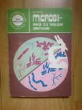 a4b MICROBII FIINTE CU INSUSIRI UIMITOARE - ION ENESCU