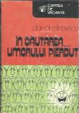 In cautarea umorului pierdut - Dan Gr. Mihaescu