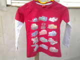 McQueen & Friends Disney Cars Pixar - bluza copii 6 ani, One size