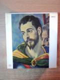 GRECO , ETUDE BIOGRAPHIQUE ET CRITIQUE par PAUL GUINARD , COLECTIA SKIRA (MICA)
