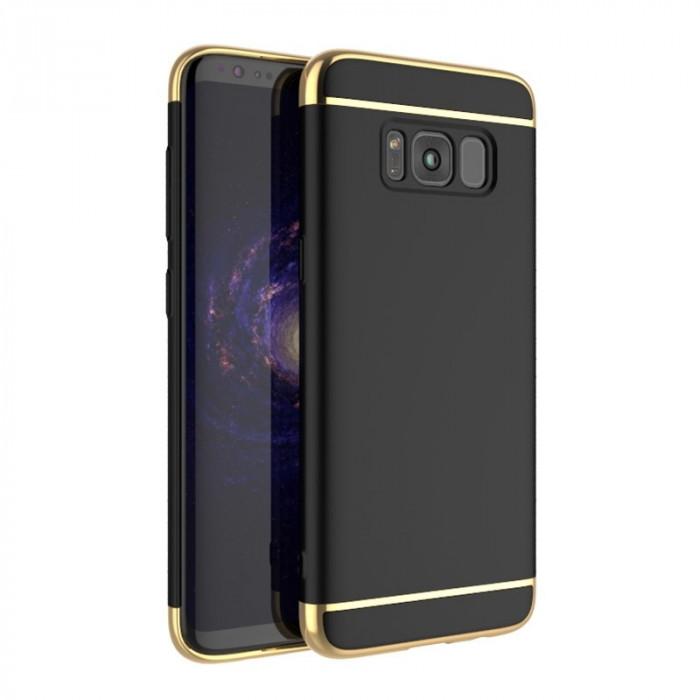 Husa SAMSUNG Galaxy S8 Plus - Ipaky 3in1 (Negru)