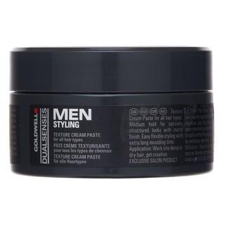 Goldwell Dualsenses For Men Texture Cream Paste pasta modelatoare pentru toate tipurile de păr 100 ml foto