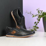 Cumpara ieftin Pantofi Casual Spon 2 Albastri Inchis 40 EU Albastru Inchis