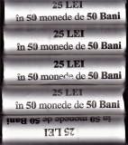 Fisic 50 bani 2019 50 bucati monede Ferdinand