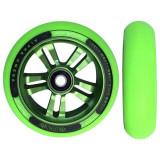 Roata Trotineta AO Hulk 110mm/28mm wide Green/Green, AO SCOOTERS