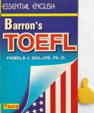 Barron`s TOEFL Pamela J. Sharpe
